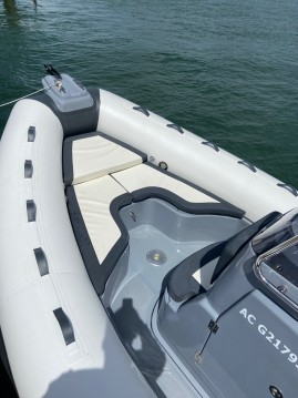 Boat rental 3D Tender Lux 655 in Le Canon on Samboat