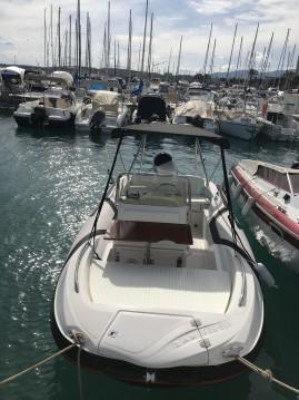 Hire RIB with or without skipper Zar Saint-Laurent-du-Var