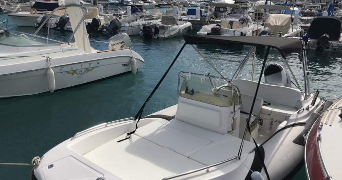 Rental yacht Saint-Laurent-du-Var - Zar Zar 53 Classic Luxury on SamBoat