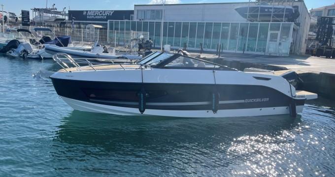 Rental yacht Marseille - Quicksilver Activ 755 Cruiser on SamBoat