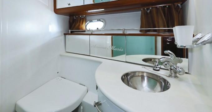 Rental Motorboat in Sukošan - Jeanneau Jeanneau Prestige 46 Fly