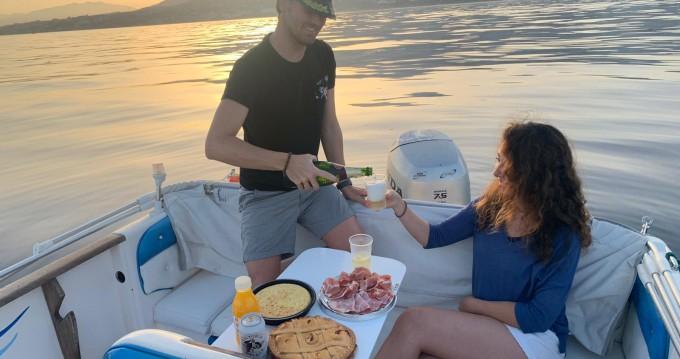 Boat rental Benalmádena cheap Fisherman