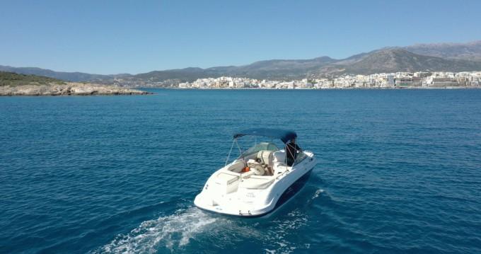 Chaparral 255 between personal and professional Agios Nikolaos