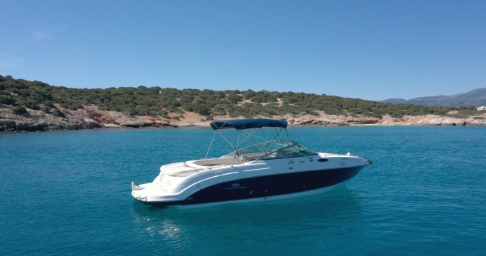 Motorboat for rent Agios Nikolaos at the best price