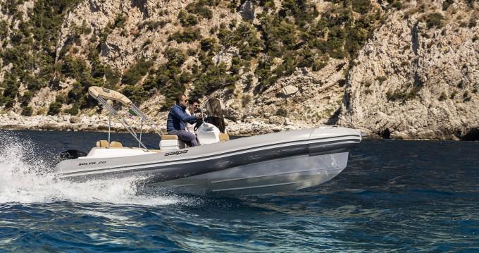 Boat rental Salpa soleil 20 in Sorrento on Samboat