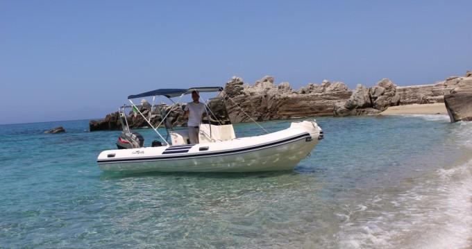 Rental RIB in Tropea - Nuova Jolly Nuova Jolly 500 GT