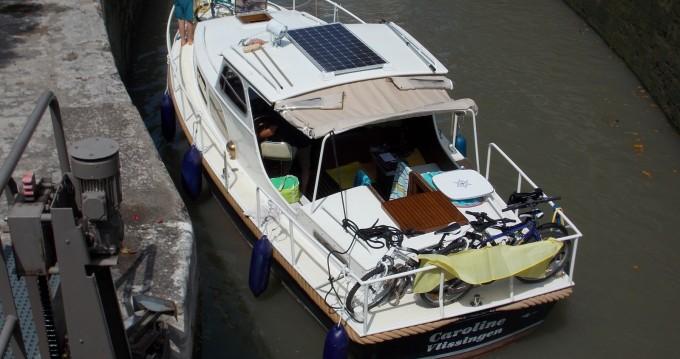 Boat rental Capestang cheap 10 Sedan