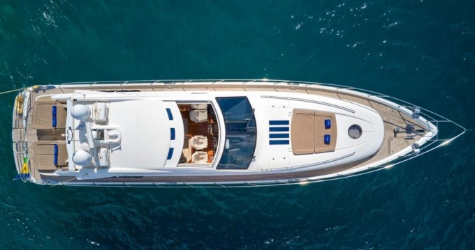 Hire Yacht with or without skipper Princess Chiavari