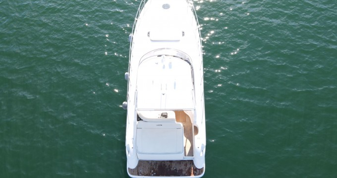 Motorboat for rent Porto di Mergellina at the best price