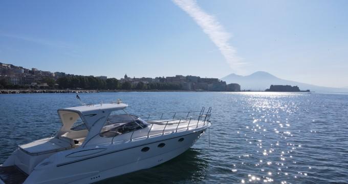 Rental Motorboat in Porto di Mergellina - Mano Marine Mano Marine 38.50