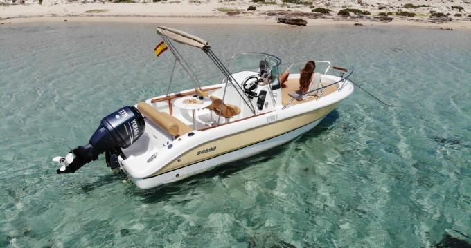 Boat rental Ibiza Island cheap Key Largo 20