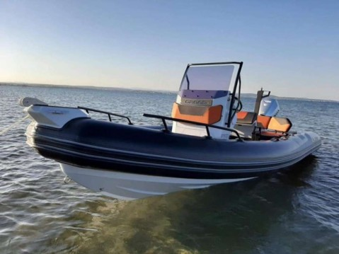 Boat rental Grand Boats Drive D600 Lux in La Ciotat on Samboat