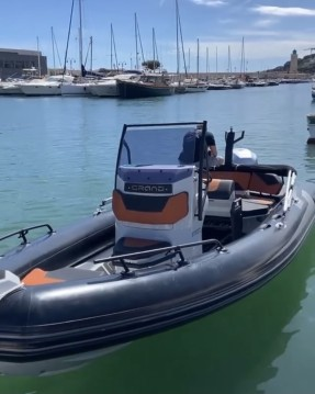 Hire RIB with or without skipper Grand Boats La Ciotat