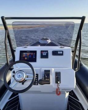 Rent a Grand Boats Drive D600 Lux La Ciotat