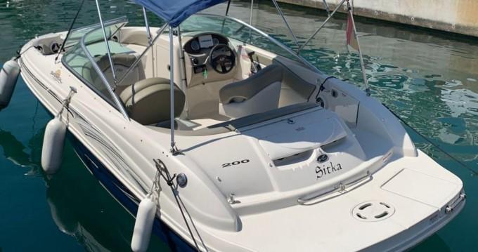 Rental yacht Puerto Deportivo de Marbella - Sea Ray 200 SD on SamBoat