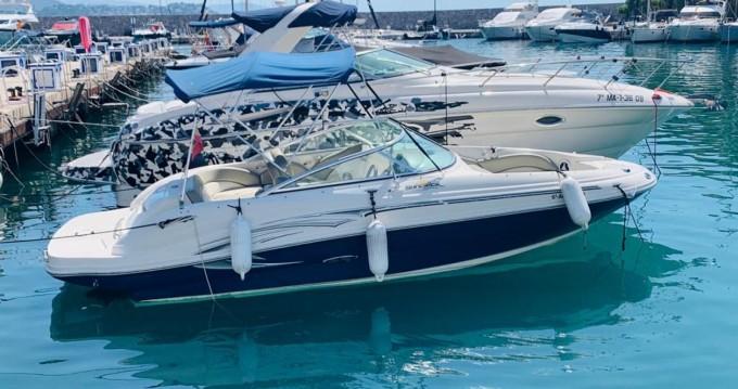 Rental Motorboat in Puerto Deportivo de Marbella - Sea Ray 200 SD