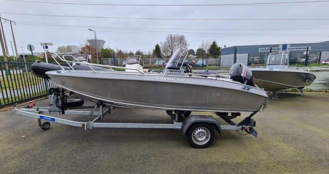 Rental Motorboat in Dinard - Silver Fox 485