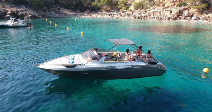 Rent a Cranchi Clipper 760 Ibiza Island