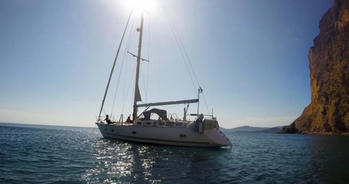 Boat rental Amica 42 in Alicante on Samboat