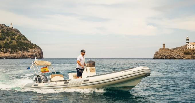 Rental yacht Sóller - Lomac Lomac 600 IN on SamBoat