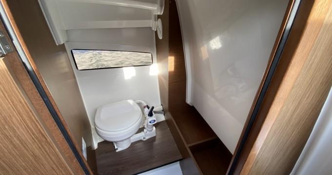 Rental yacht Cogolin - Jeanneau Cap Camarat 7.5 WA Serie 2 on SamBoat