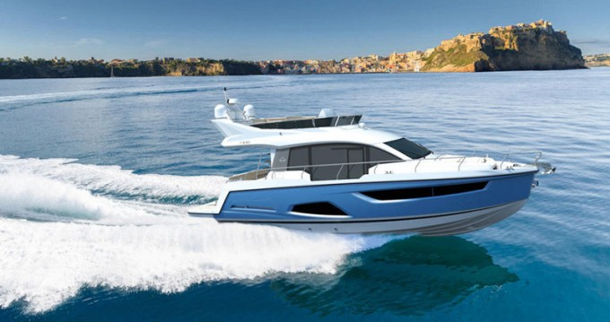 Rental yacht Biograd - Sealine Sealine F 430  on SamBoat