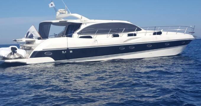 Boat rental Bonifacio cheap Alena 56