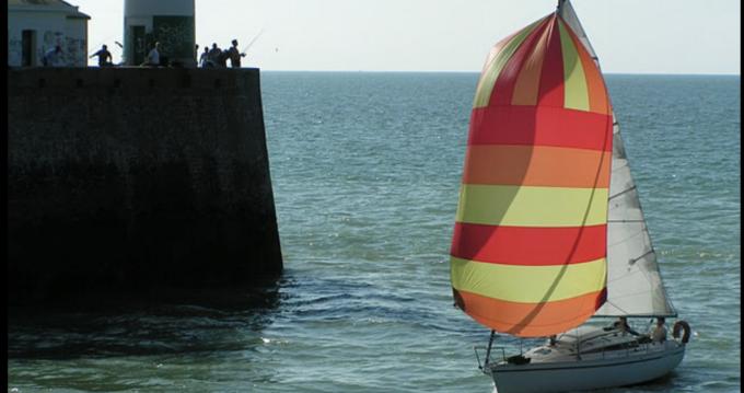 Rental Sailboat in Maubuisson - Bénéteau First 24 QR
