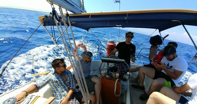 Rental yacht Heraklion - Jeanneau Sun Shine 38 on SamBoat