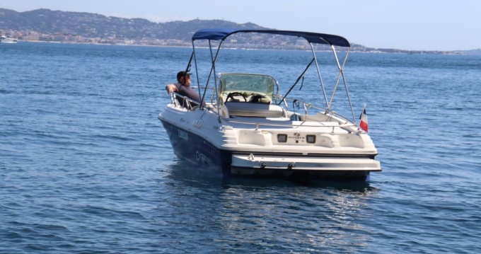 Hire Motorboat with or without skipper Rancraft Mandelieu-la-Napoule