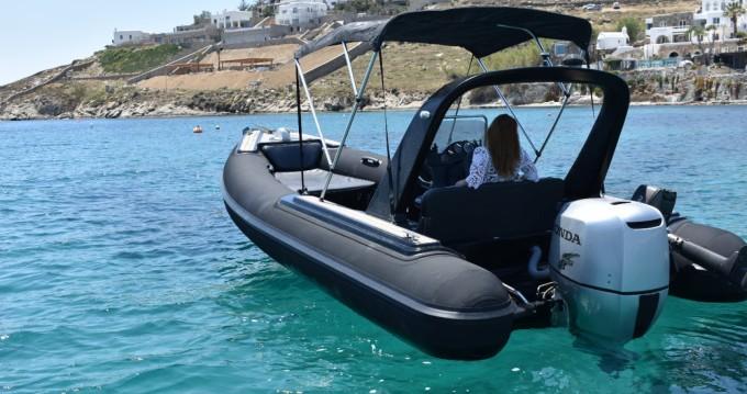Rental yacht Mykonos (Island) - Orizon 5.80 on SamBoat