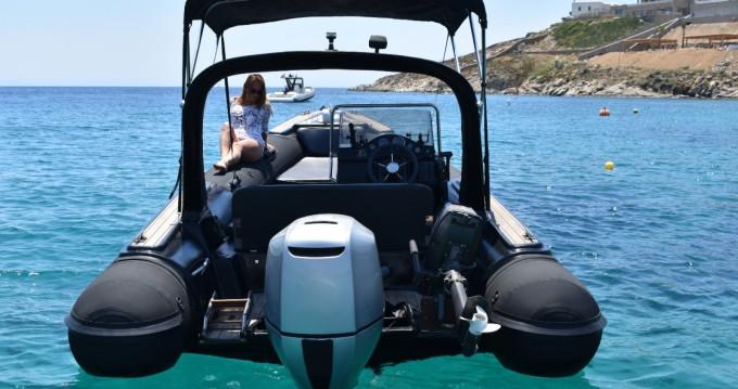 Orizon 5.80 between personal and professional Mykonos (Island)
