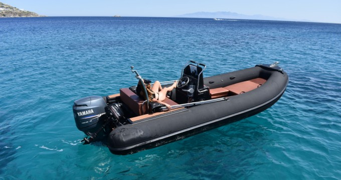 RIB for rent Ornos at the best price