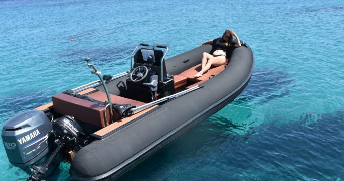 Rental yacht Ornos - Nautica Led Nautica Led 540 GS on SamBoat
