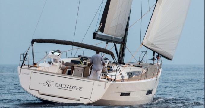 Rent a Dufour Dufour 56 Exclusive Marseille