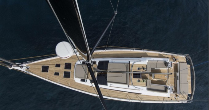 Boat rental Dufour Dufour 56 Exclusive in Marseille on Samboat