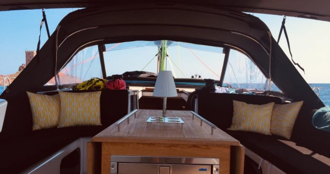 Boat rental Marseille cheap Dufour 56 Exclusive