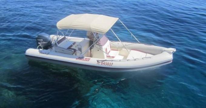 Rental RIB in Hyères - Jocker-Boat Clubman23