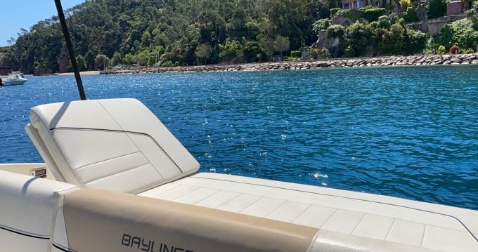 Hire Motorboat with or without skipper Bayliner Mandelieu-la-Napoule
