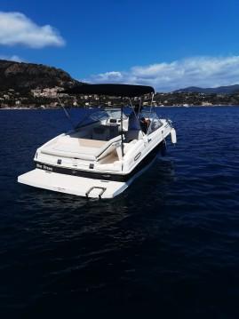 Boat rental Mandelieu-la-Napoule cheap Bayliner 642 CU