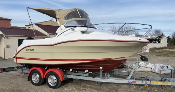Rental yacht Fos-sur-Mer - Quicksilver Activ 540 Cabin on SamBoat