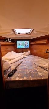 Rental Sailboat in Port Hercule - Wauquiez Chance 37