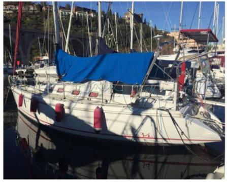 Rental Sailboat in Mandelieu-la-Napoule - Etap Etap 34 S