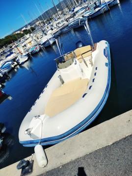 Rental yacht La Ciotat - Capelli Tempest 626 on SamBoat