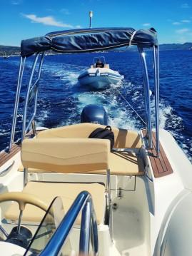 Hire RIB with or without skipper Capelli La Ciotat