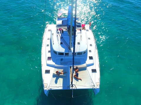 Boat rental Lagoon Lagoon 440 in Ajaccio on Samboat