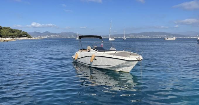Boat rental Cannes cheap Activ 675 Sundeck Sport