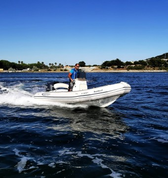Hire RIB with or without skipper Bombard Port de Sète