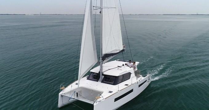 Boat rental Veruda cheap Aventura 34