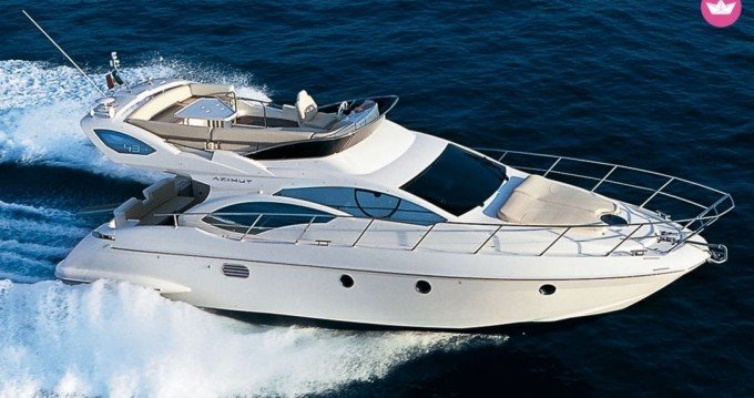Azimut Azimut 43 Fly between personal and professional Cannes